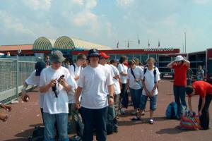 Ameland 2004 - Tag 1