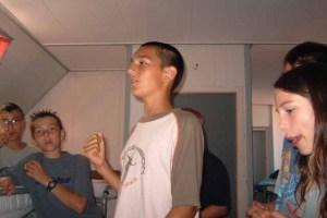 Ameland 2004 - Tag 12