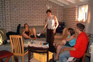 Ameland 2005 - Tag 1