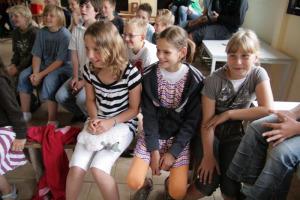 Ameland 2008 - Tag 7