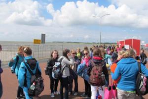 Ameland 2012 - Tag 1
