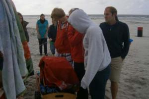 Ameland 2012 - Tag 7