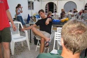 Jugendfreizeit Kroatien 2006