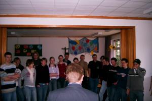 Klausurtagung in RE 2005