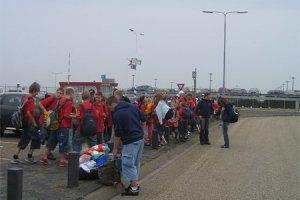 Ameland 2006 - Tag 1